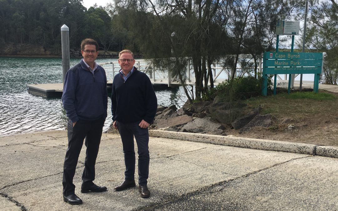 DELIVERING LOCAL BOATING INFRASTRUCTURE FOR BALLINA BOATIES
