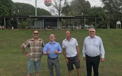 FUNDING FLOWS FOR BYRON SHIRE SPORT FACILITIES