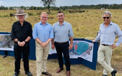INNOVATION PRECINCT TO BECOME BALLINA'S  'NEW SENSATION'