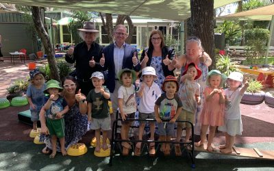 MORE OPPORTUNITIES FOR LENNOX HEAD PRESCHOOLERS