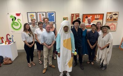 MORE SUPPORT FOR BYRON BAY ARTISTS