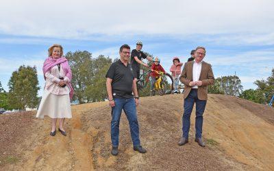 New Pumptrack for Nesbitt Park
