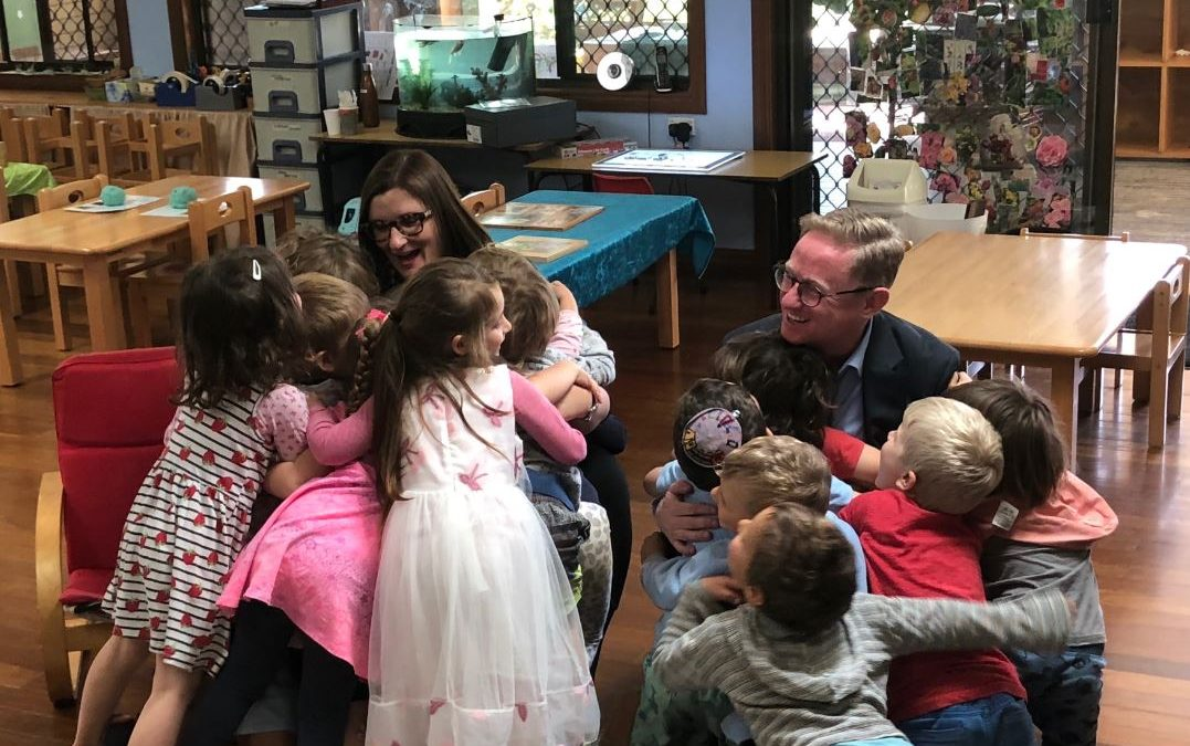 GRANTS ANNOUNCED FOR OCEAN SHORES AND LISMORE PRESCHOOLS