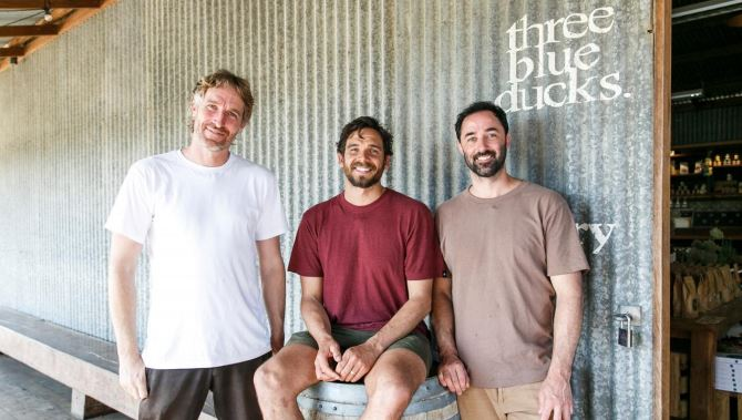 New lifestyle program Three Blue Ducks features best of Byron and Brunswick
