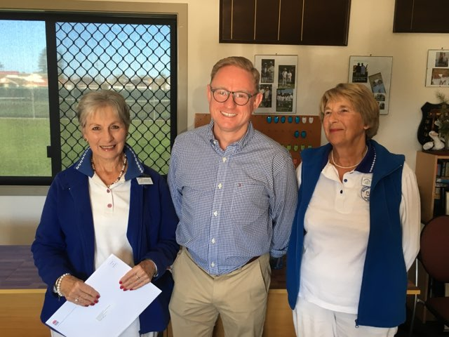 NSW GOVERNMENT HITS PEG FOR BALLINA CROQUET CLUB