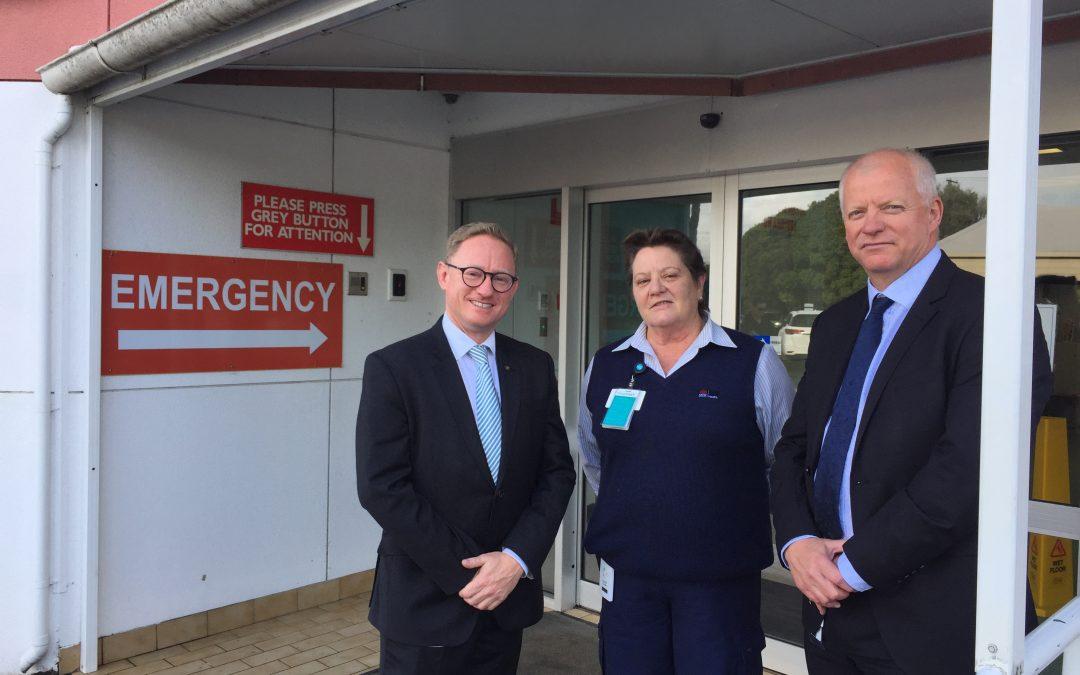 IMPROVING BALLINA HOSPITAL EMERGENCY DEPARTMENT