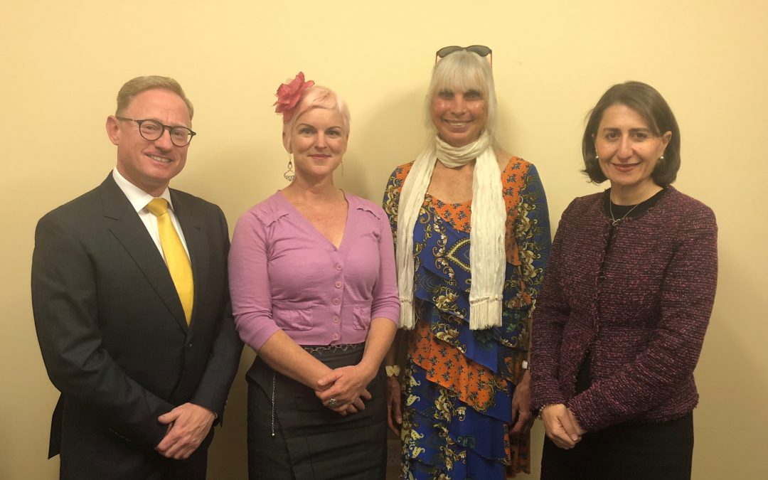 HOPE HAVEN RECEIVES NSW GOVERNMENT SUPPORT