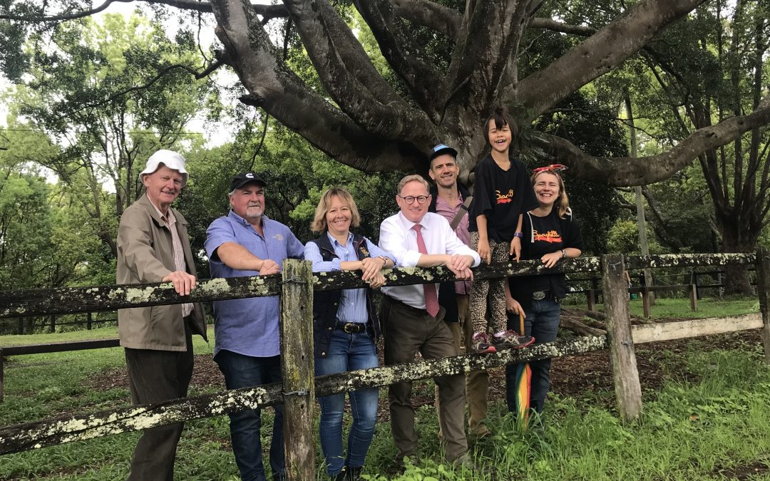THE SHOW GOES ON AT MULLUM SHOWGROUND WITH NSW GOVERNMENT FUNDING