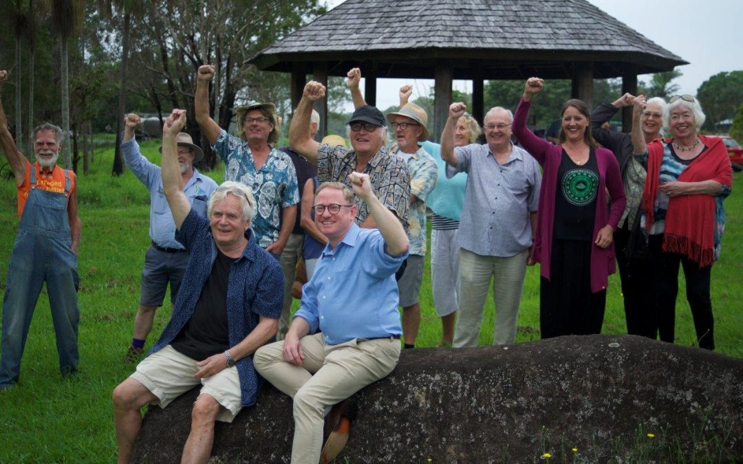 NSW GOVERNMENT PAVING THE PATH TO RENEW THE MULLUM GATEWAY