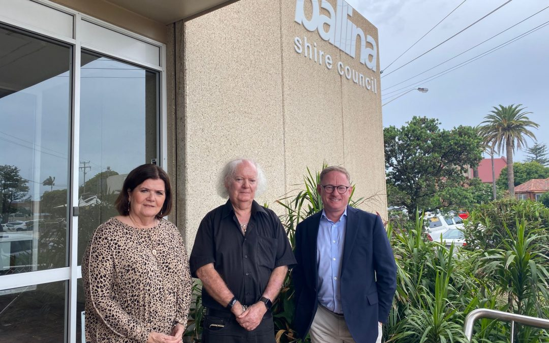 $500,000 Funding Boost for Ballina
