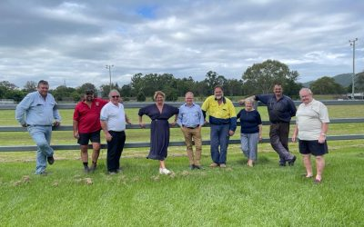 KYOGLE SHOWGROUND WORKS COMPLETED AND MORE FUNDING ON THE WAY