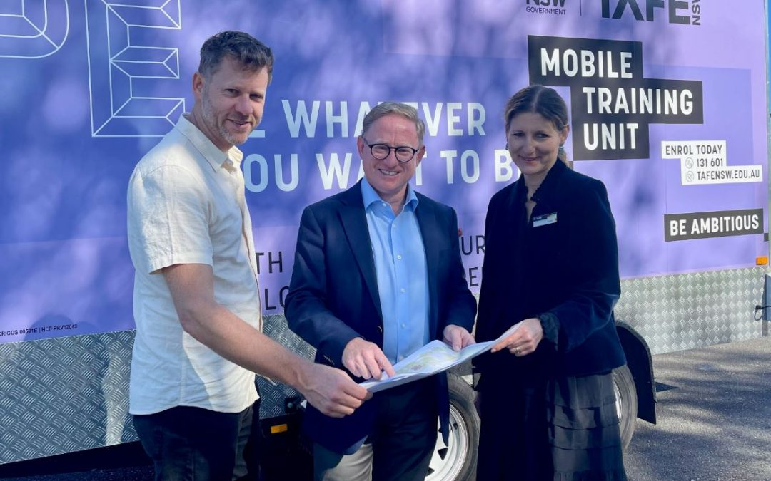TAFE NSW SELECTS SITE FOR NEW BYRON BAY CONNECTED LEARNING CENTRE