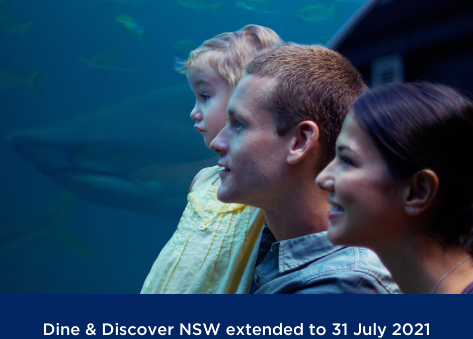 BIG WIN FOR NORTHERN RIVERS WITH DINE & DISCOVER EXTENDED TO JULY 31