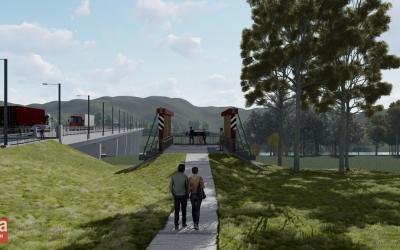 OLD TABULAM BRIDGE REPURPOSED INTO COMMUNITY
