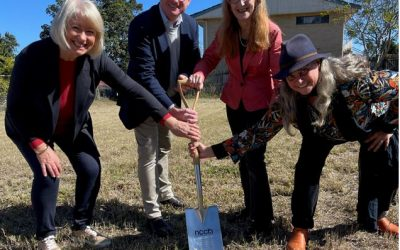 NEW HOMES TO ALLEVIATE HOUSING STRESS IN LISMORE